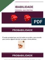 PROBABILIDADE PPT 3