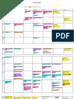 SAT Study Schedule