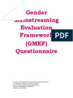 Final Gmef Questionnaire PDF