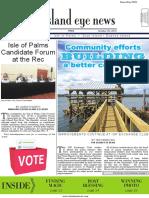 Island Eye News - October 25, 2019