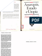 Anarquia, Estado e Utopia - Robert Nozick