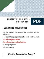 Properties of a Well- written text.pptx