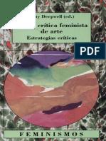 Deepwell, Katy - Nueva Crítica Feminista De Arte. Estrategias Críticas.pdf