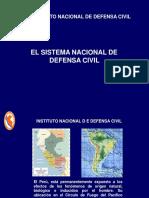 CB Sistema Nacional Defensa Civil