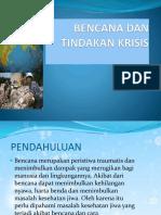 Dampak Bencana & Tindakan krisis.pptx