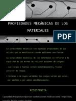 2018 Propiedades Mecánicas de Los Materiales