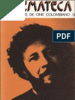 Cuadernos del Cine Colombiano No. 9 Luis Alfredo Sánchez