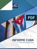 Informe de Cuba