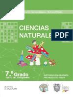 Ciencias Naturales Texto 7mo EGB
