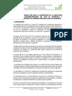 TDR GADP DE EL ORO