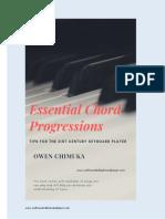 Essential Chord Progressions