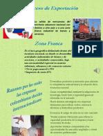 Proceso de Exportacion de Colombia a Ecuador