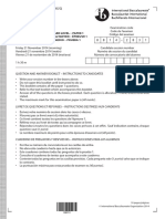Spanish Ab Initio Paper 1 Question Booklet Sl Spanish