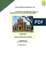 Diseño Hidrologico e Hidraulico El Guacal