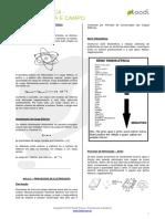 1 - Eletrostática - Carga, Força e Campo