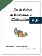 Cultivo de Aromaticas