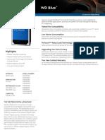 Data Sheet Wd Blue Pc Hard Drives