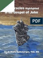 Miracles in Johns Gospel