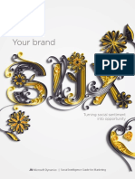 Your Brand Sux – Turning Sentiment Into Opportunity – a Social Intelligence Guide for Marketing_Microsoft_Dynamics_CRM