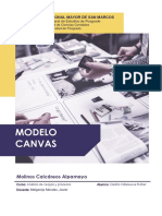 Modelo Canvas - Molical