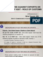 IGST Refund Presentation (1).ppt