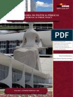 Ativismo Judicial e Judicialização Da Política Da Relação de Consumo Uma Análise Do Controle Jurisdicional Dos Contratos de Planos de Saúde Privado No Estado de São Paulo