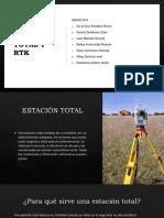 Estación Total y Rtk, Grupo 4, Altimetría