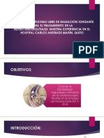 Ureteroscopia flexible libre de radicación HCAM.pptx
