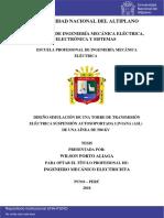 tesis chilca