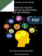 Alternativas de Solución en Dificultades de Aprendizaje. Con Enfoque Hellinger