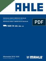 Mahle Catalogo de Valvulas 2017 Web