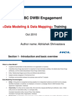 Data_Modeling_Data_Mapping_Training.ppt