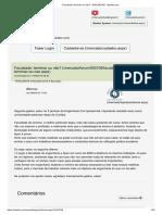 Faculdade_ Terminar Ou Não_ - #VAILÁEFAZ! - Bastter.com