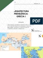 5 Arquitectura Griega Prehelenica