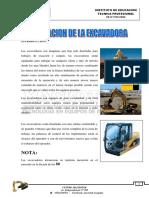Manual Excavadora
