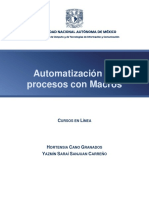 Automatización de Macros