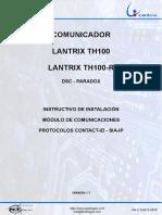 Manual TH100 Version 1.7