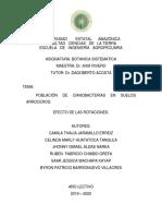Grupo n 2 Ensayo Botanica Sistematica