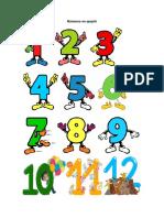 Números en Qeqchi Con Imagenes