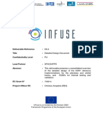 InFuse SPACEAPPS D5.6 V2.0 Detailed Design Document