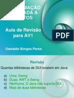 Revisao AV1 em Programação em Java