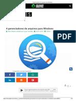 4 Gerenciadores de Arquivos Para Windows