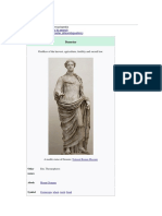 Greek Goddess Demeter (Dimitra) Wiki