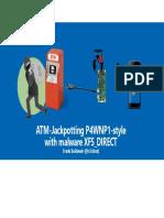 ATM-Jackpotting P4WNP1-style with malware XFS_DIRECT.pdf