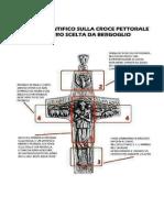 Croce e Vesti Di Papa Bergoglio