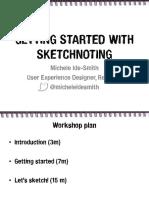Visual Note Taking - Introduction to Sketchnoting.pdf