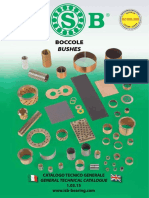 Catálogo ISB Casquillos 2015 Italiano Ingles