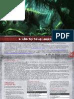 D&D 5ed - Aventura - A Ilha Do Deus Lagarto