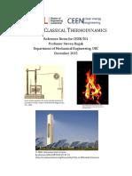 Concise Classical Thermodynamics - Rogak