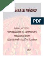 Bioquímica Del Músculo